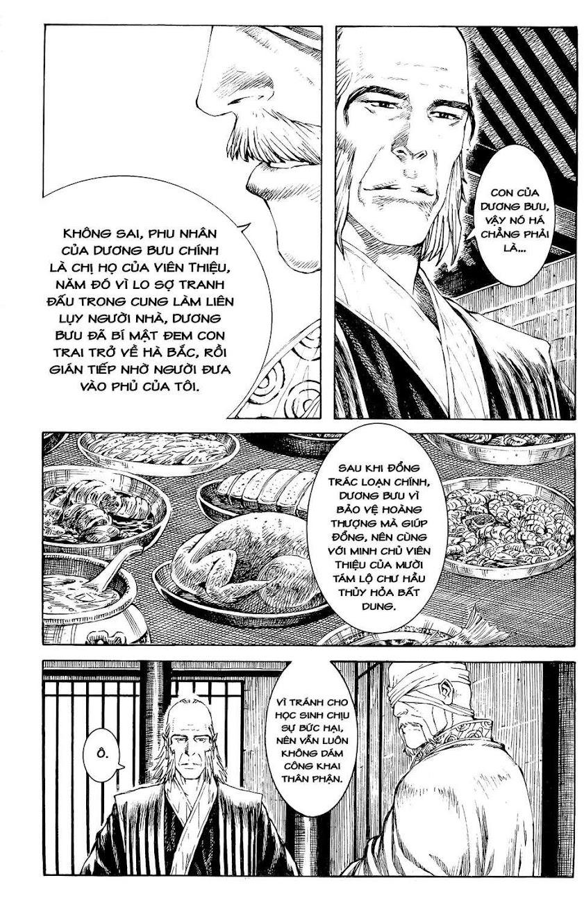 Hỏa phụng liêu nguyên Chương 353: Thôi xao chi vương [Remake] trang 7