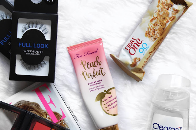 Too Faced Peach Comfort Matte Foundation, Fibre One Peanut Butter Popcorn Bars