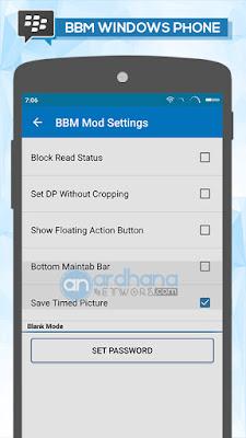 BBM Windows Phone V3.2.5.12