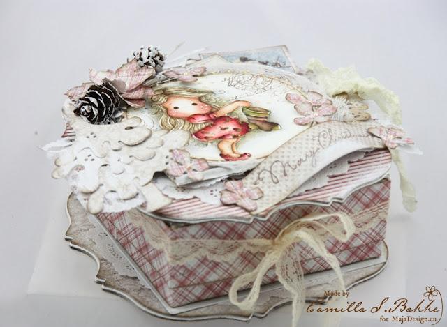 Special Guest Designer Camilla S Bakke Majadesign