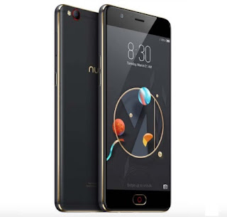 Nubia M2 Hp Android 4 Jutaan