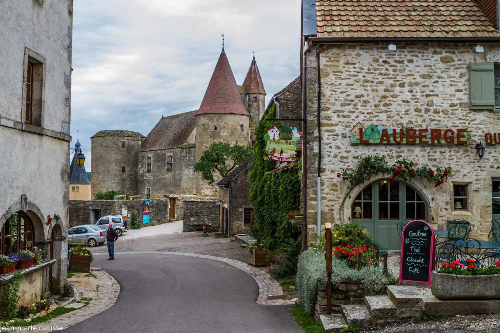 D couvrir la france en photos 36 chateauneuf en auxois - Chambres d hotes chateauneuf en auxois ...