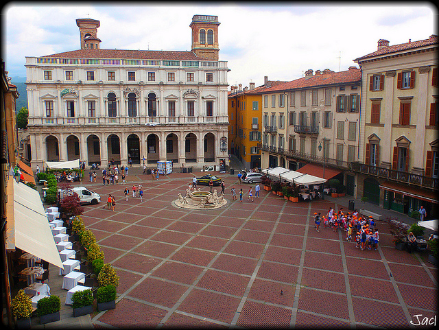 Day trips from Bergamo, Italy