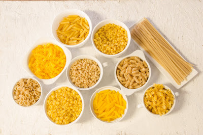 gluten free pastas