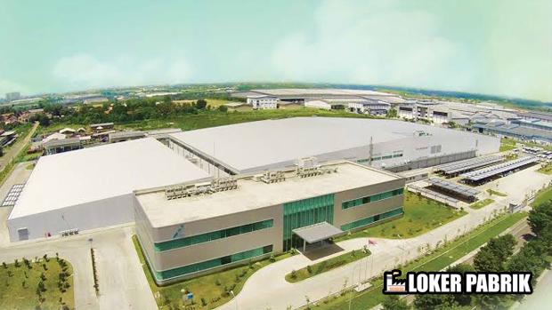 Pabrik PT Mandom Indonesia Tbk
