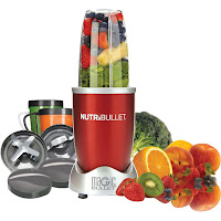 Magic Bullet NutriBullet NBR-12, Red, image