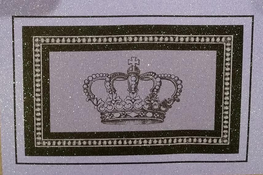 Glitter Crown