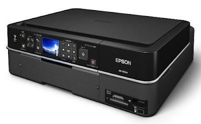 EpsonカラーEP-802Aのドライバ