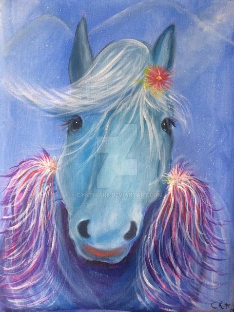 cynthiar-arte-don-y-pasion-costa-ria-caballo-arte-pintura-acrílica