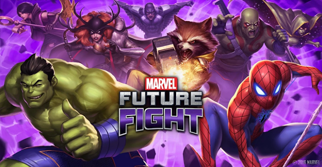 MARVEL Future Fight v3.3.0 Mod Apk Terbaru (x5 Attack & Defense/No Skill Cooldown)