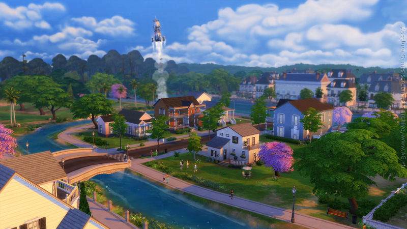 The Sims 4-RELOADED Full PC Game Download
