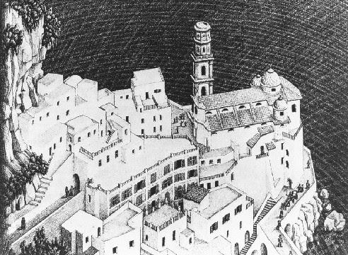 Turismo in italia a 360 google for Escher mostra catania