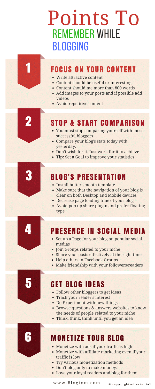 Blogging-do's-and-don'ts