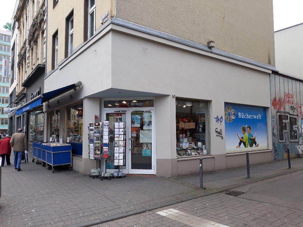 Buchladen Köln Ehrenfeld