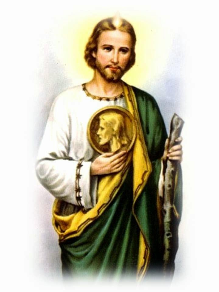 San Judas Tadeo Breve Biografia Imagenes Ii Oraciones A Los Santos