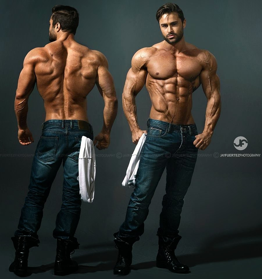 9 natural bodybuilders with most aesthetic chestpecs