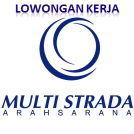 Lowongan Kerja di Bekasi : PT. Multistrada Arah Sarana, Tbk - Operator Produksi