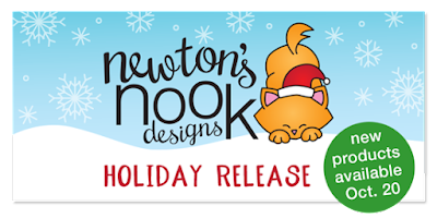 Newton's Nook Designs | Holiday 2017 release