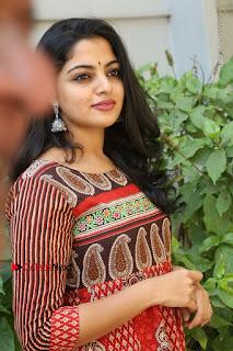 Telugu Actress Nikhila Vimal Latest Stills in Anarkali Dress  0145.JPG