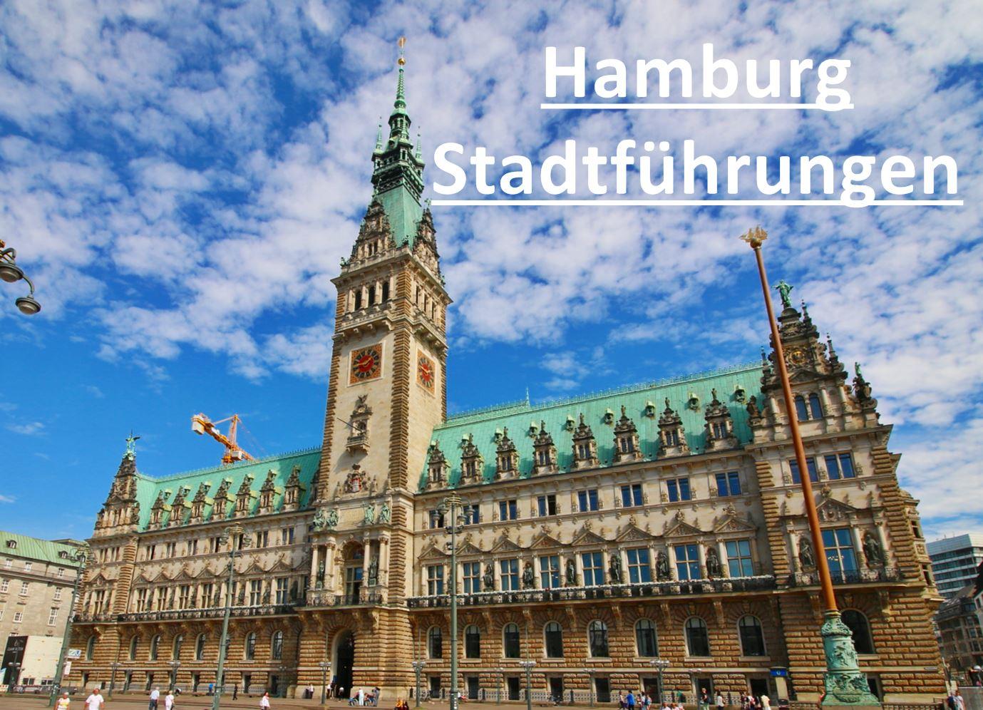 Stadtführungen Hamburg: Stadtführer Übersicht