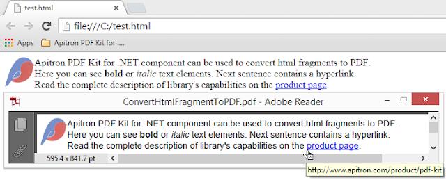 PDF tips & tricks