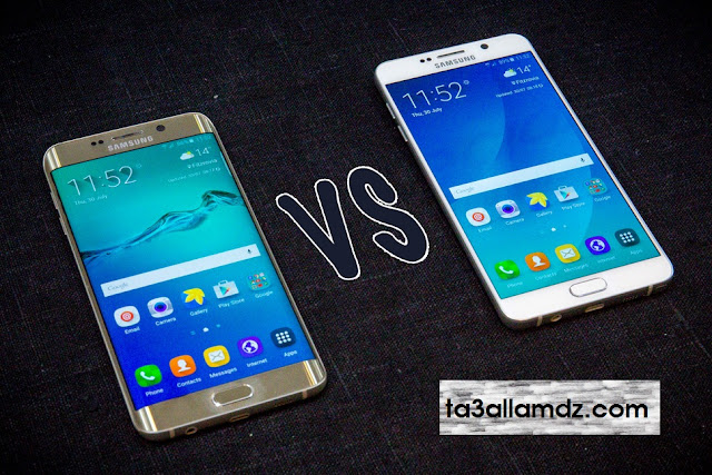 +Samsung Galaxy Note 5 | Galaxy S6 Edge