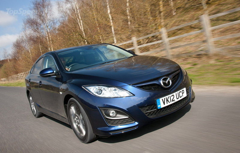 Mazda6 Venture Edition for the UK