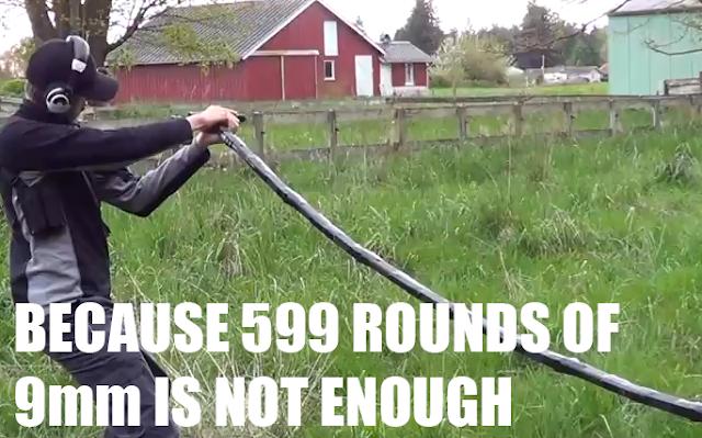 599 Round 9mm Glock Mag