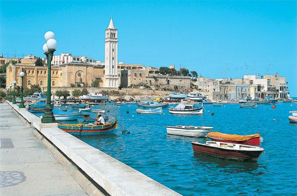 Marsascala en Malta, viajes y turismo