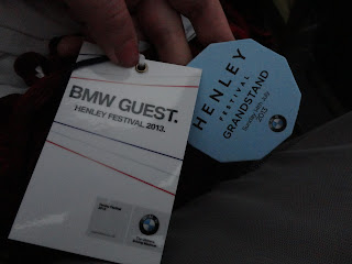 BMW Henley Badges