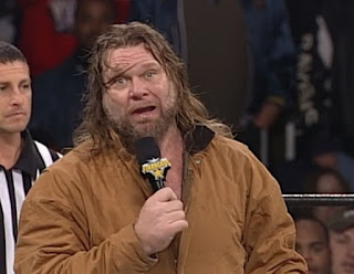 WCW Starrcade 1999 - Jim Duggan teamed w/ The Varsity Club to face The Revolution