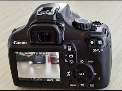 Harga dan Spesifikasi Kamera Canon Eos 1100D Terbaru 2016