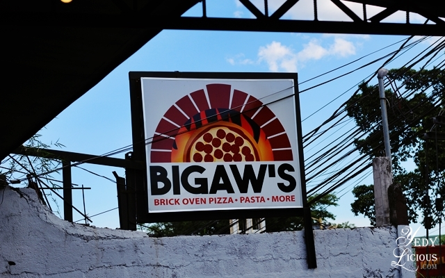 Bigaw's Brick Oven Pizza Restaurant at Lilac St. Marikina City, Best Restaurants at Lilac St. Marikina, Bigaw's Brick Oven Pizza, Pasta, and More Blog Review Menu Price address Contact Facebook Instagram Twiiter Best Pizza in Marikina YedyLicious Manila Food BLog