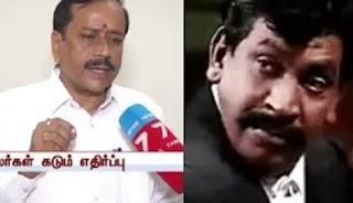 H Raja BJP ultimate comedy