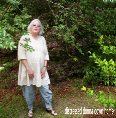 Jeanne D'Arc Living clothing, gardening