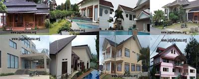 Villa Untuk Rombongan,Keluarga,Private Pool Di Lembang