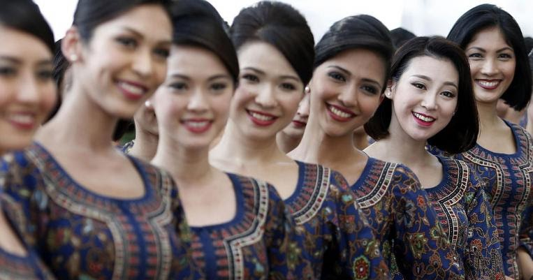Fly gosh singapore airlines cabin crew recruitment for Korean air cabin crew requirements