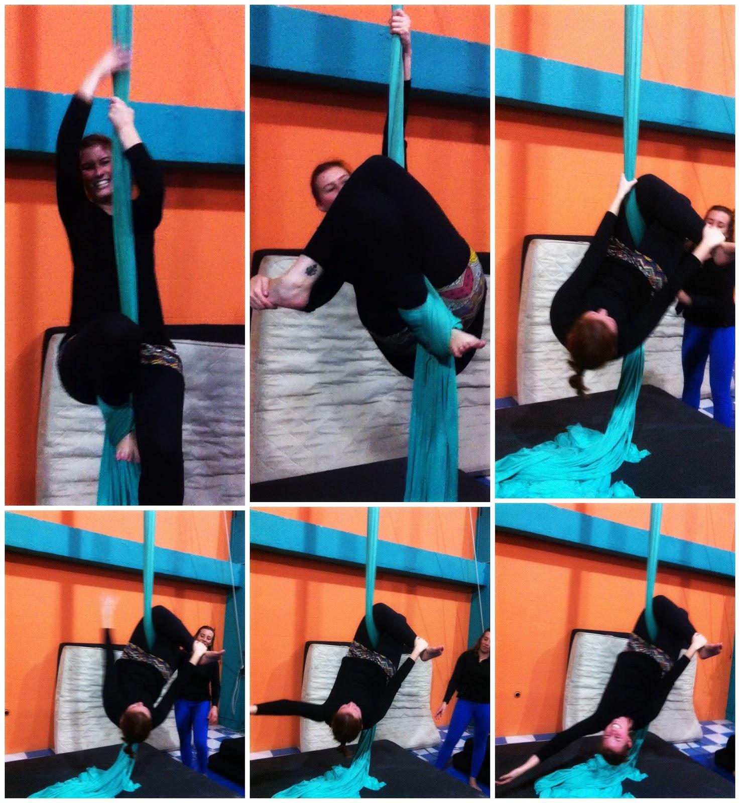 tecido acrobatico