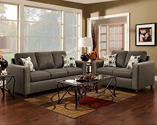 Roundhill Furniture set