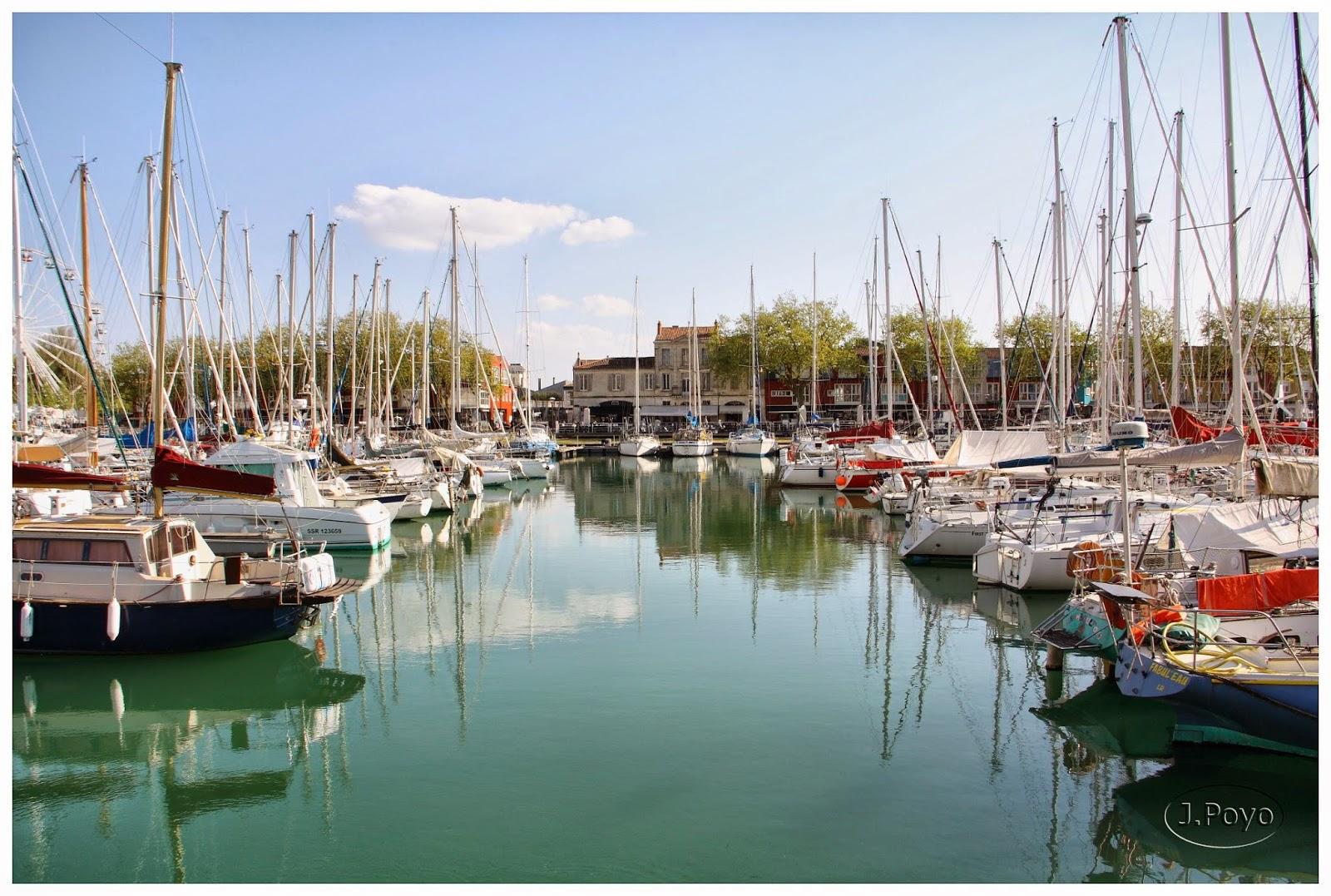 Puerto de La Rochelle
