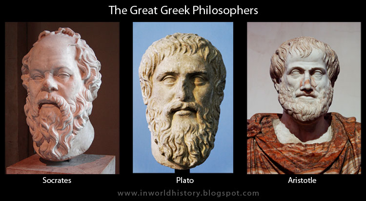 The greek philosophy socrates plato and