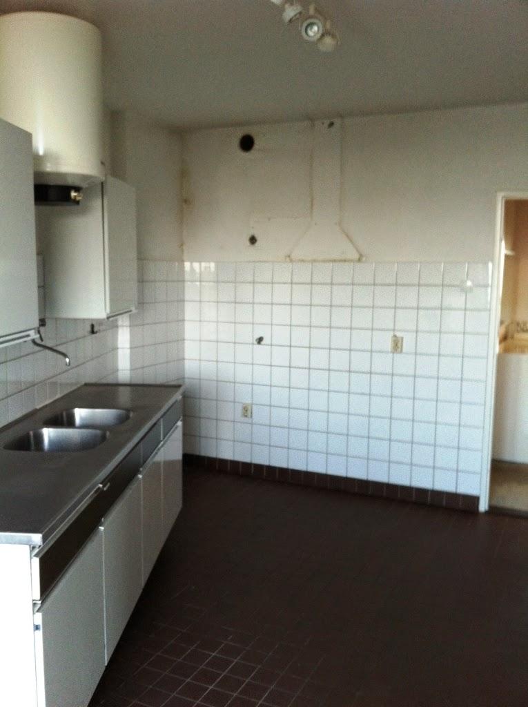De oude keuken