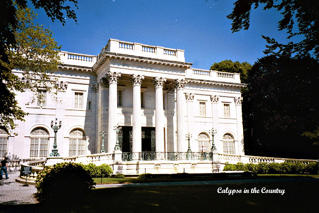 Marble House - Newport Rhode Island