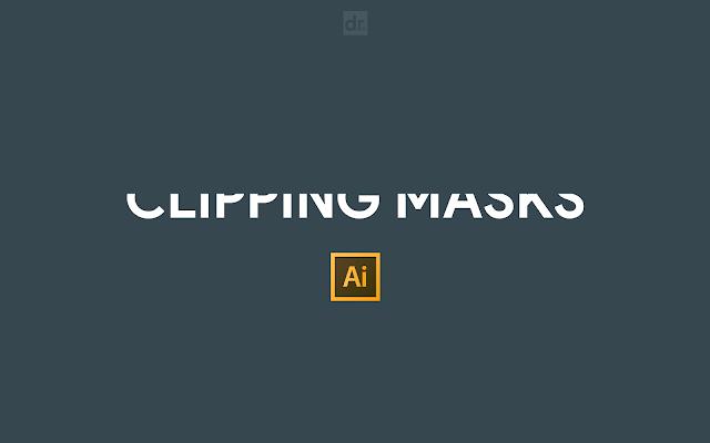 Clipping masks, Cara Menggunakan Clipping Masks Secara Efektif, Penggunaan Clipping Masks, Adobe Illustrator