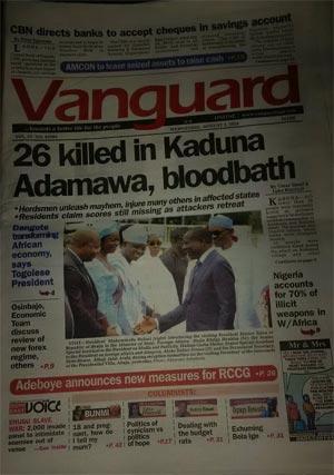 Women protest half naked over Fulani herdsmen killing of 11 in Kaduna