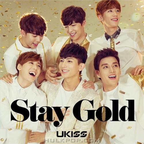 U-KISS – Stay Gold – Single