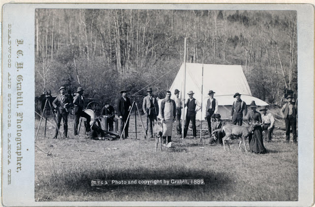 Old Photos Of Frontier Life In The West From 1800s