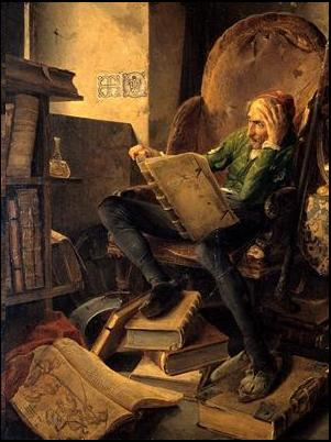 Blogtrotter: Cervantes'