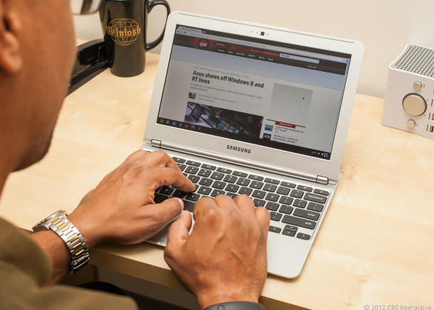 Ultrabook Convertible: Samsung Chromebook