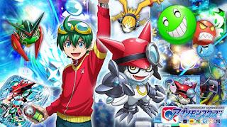 Digimon Universe: Appli Monsters – Todos os Episódios
